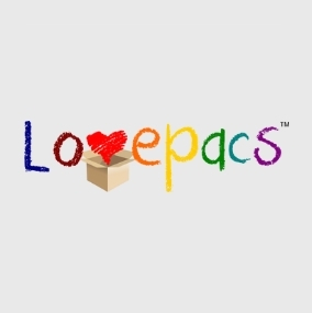 Lovepacs Website Design
